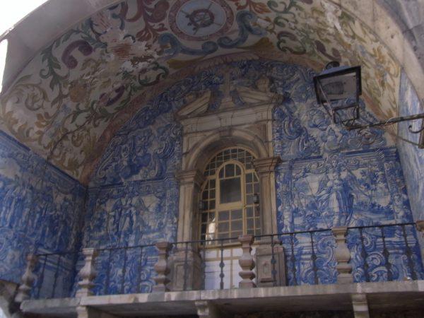 ポルトガル、オビドス(ポルタ・ダ・ヴィラ)内側