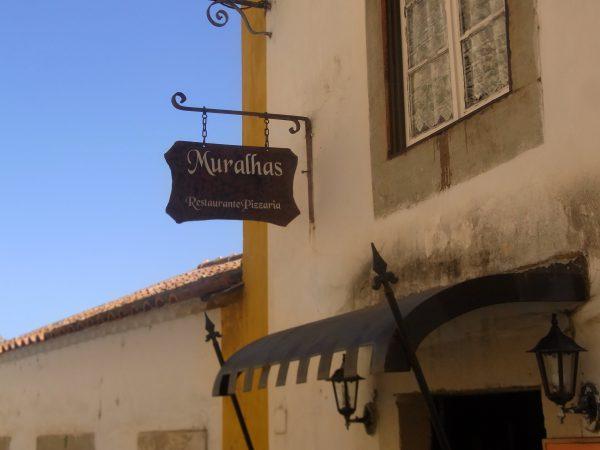 ポルトガル、オビドス(街並み)