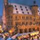 光り輝くクリスマスシーズンのドイツへ