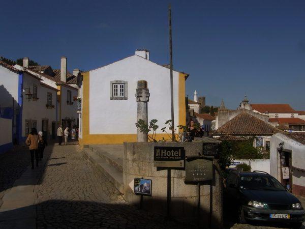 ポルトガル オビドス(入り口)