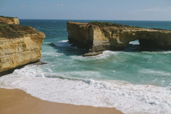 The London Arch, Great Ocean Road, VIC