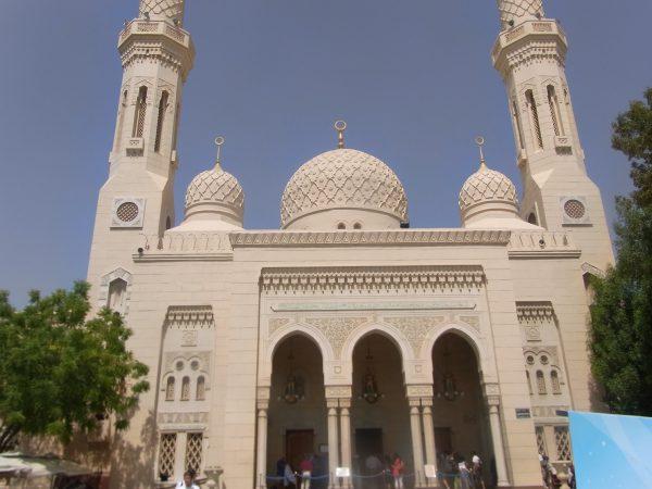 ドバイ モスク