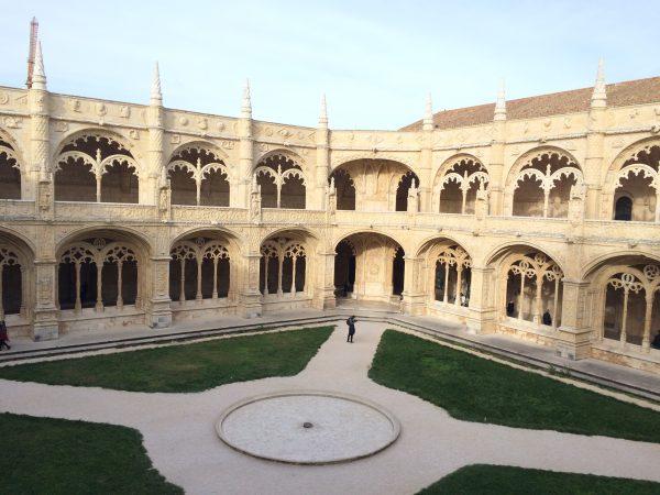 ジェロノモス修道院 内部
